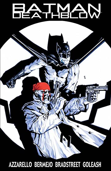 Batman/Deathblow: After the Fire #1 (of 3)