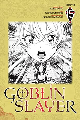 Goblin Slayer #15