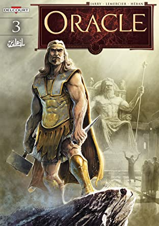 Oracle Vol. 3: The Little King