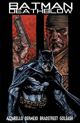 Batman/Deathblow: After the Fire #2 (of 3)