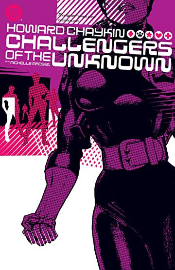 Challengers of the Unknown (2004-2005) #2