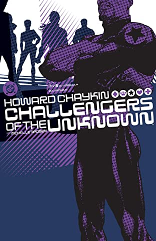Challengers of the Unknown (2004-2005) No.3