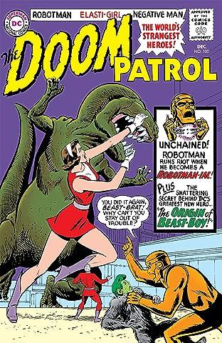 Doom Patrol (1964-1968) #100