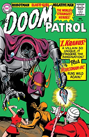 Doom Patrol (1964-1968) No.101