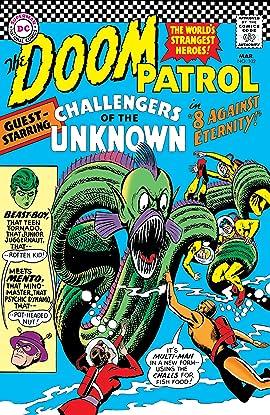 Doom Patrol (1964-1968) #102