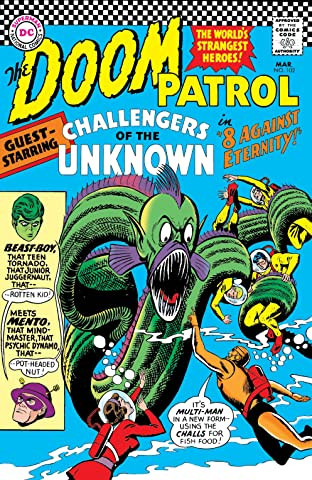 Doom Patrol (1964-1968) No.102