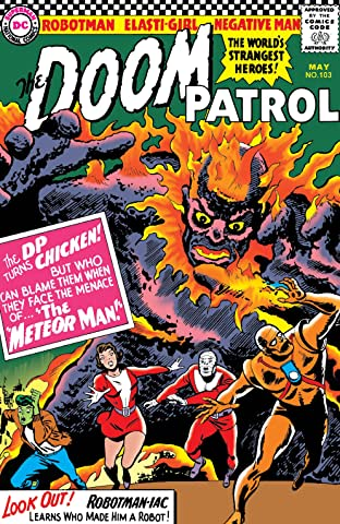 Doom Patrol (1964-1968) No.103