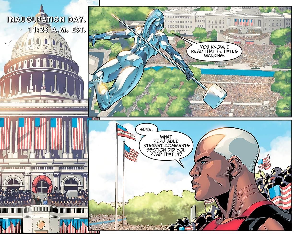 Injustice 2 (2017-2018) #22