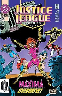 Justice League America (1987-1996) #78