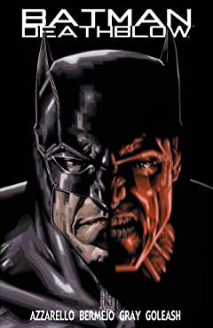 Batman/Deathblow: After the Fire #3 (of 3)