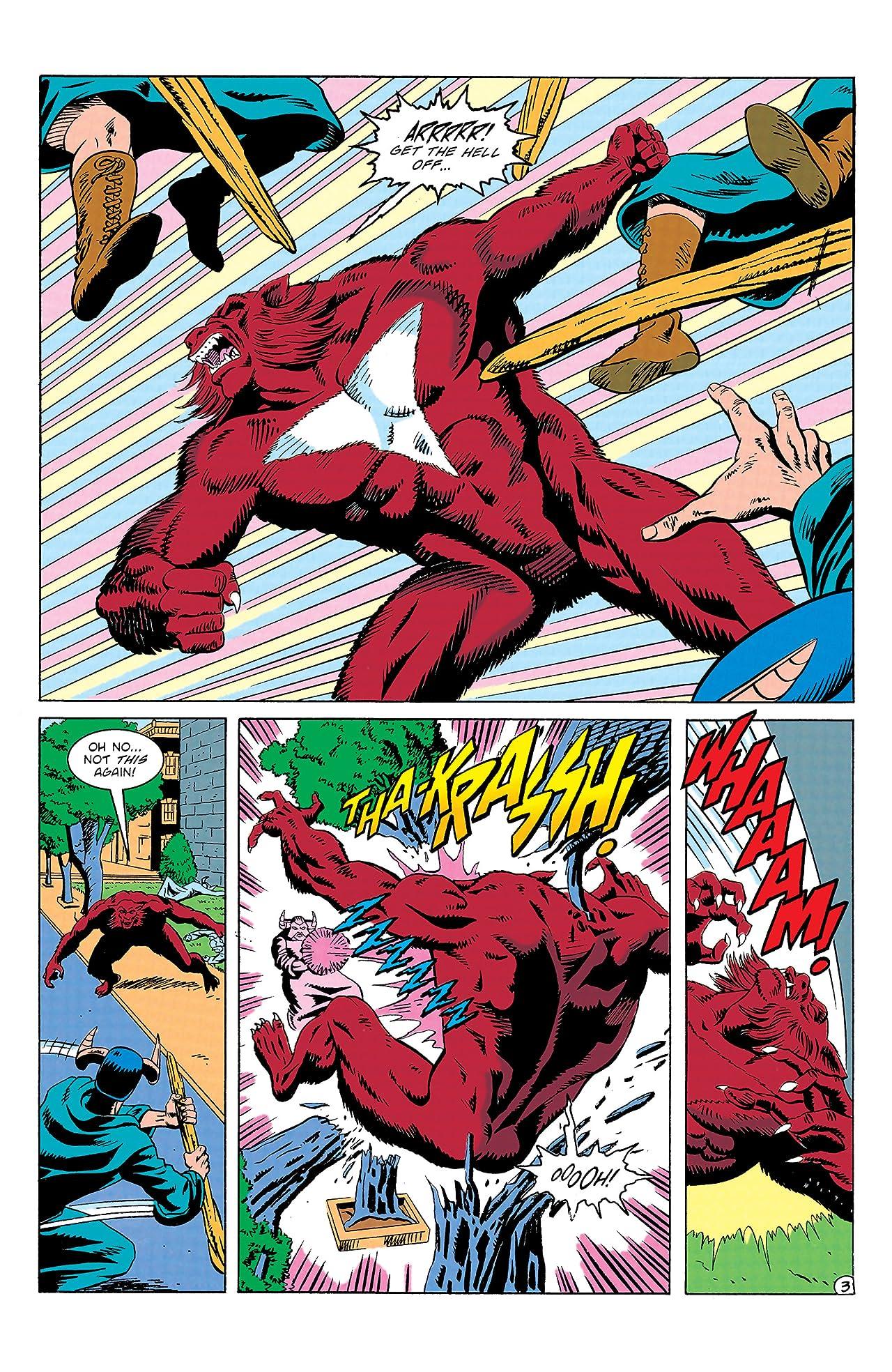 Justice League International (1989-1993) #56