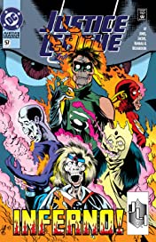 Justice League International (1989-1993) #57