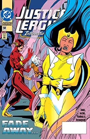 Justice League International (1989-1993) #58