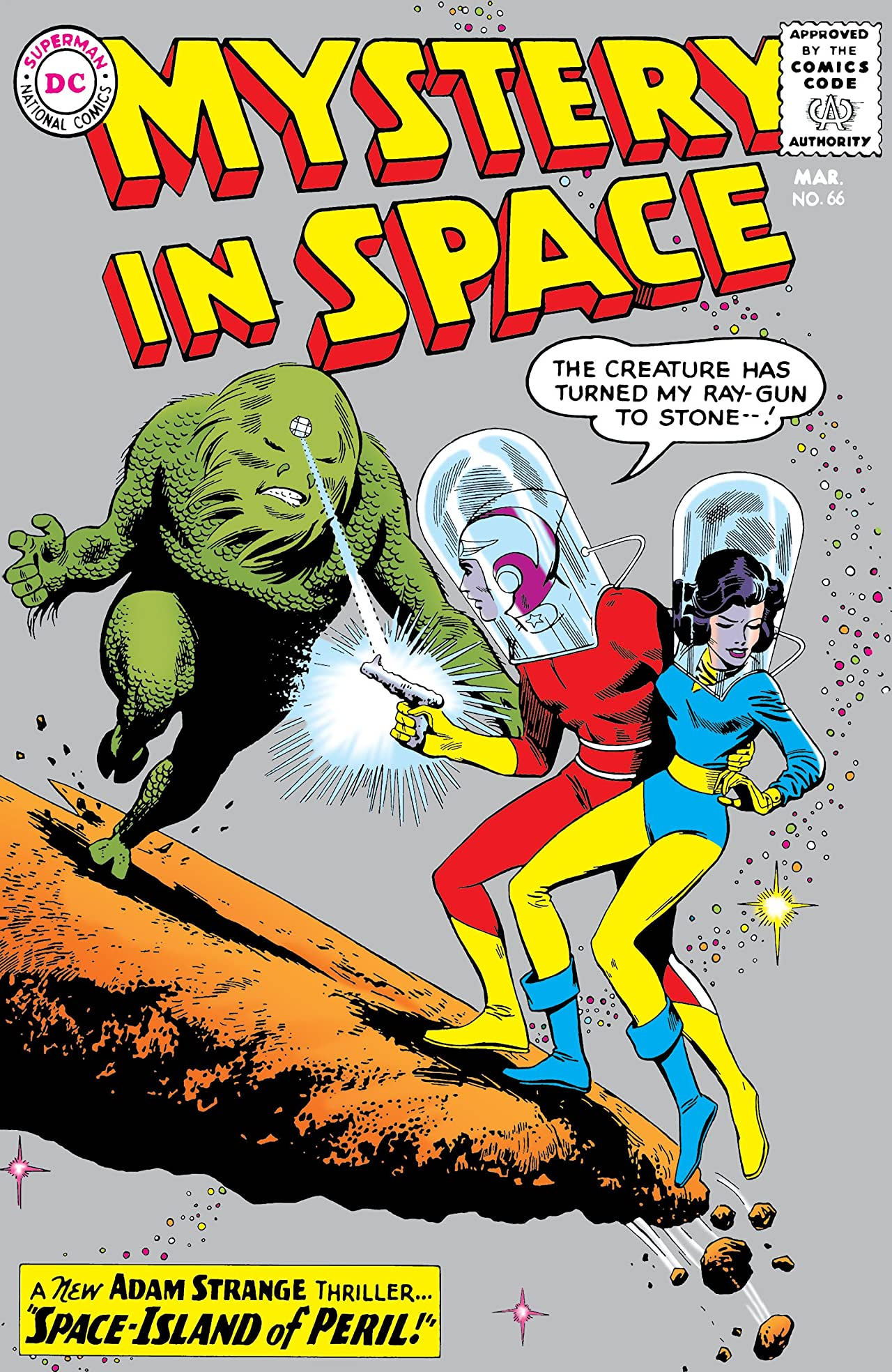 Mystery in Space (1951-1981) #66