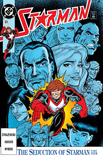 Starman (1988-1992) #33