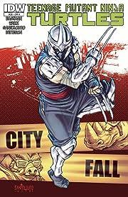 Teenage Mutant Ninja Turtles #28
