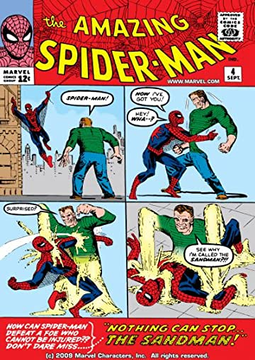 Amazing Spider-Man (1963-1998) #4