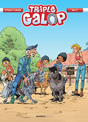 Triple Galop Vol. 13