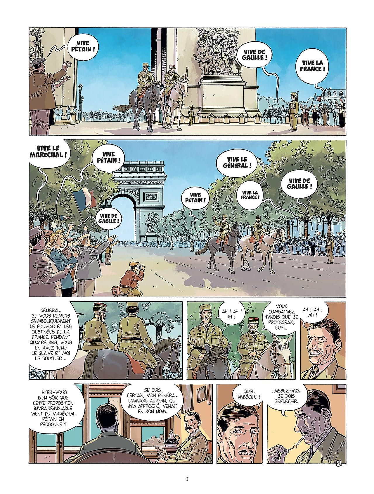 Charles de Gaulle Vol. 3: 1944 - 1945 L'heure de vérité