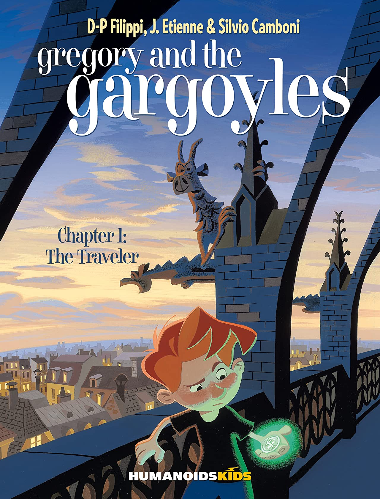 Gregory and the Gargoyles Vol. 1