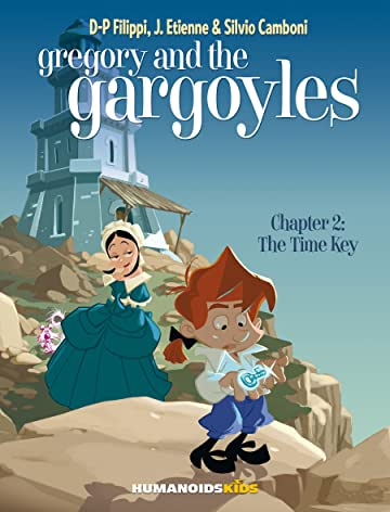 Gregory and the Gargoyles Tome 2