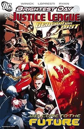 Justice League: Generation Lost #14