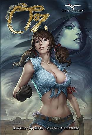 Grimm Fairy Tales: Oz Vol. 1