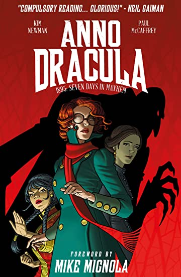 Anno Dracula: 1895 - Seven Days of Mayhem Vol. 1