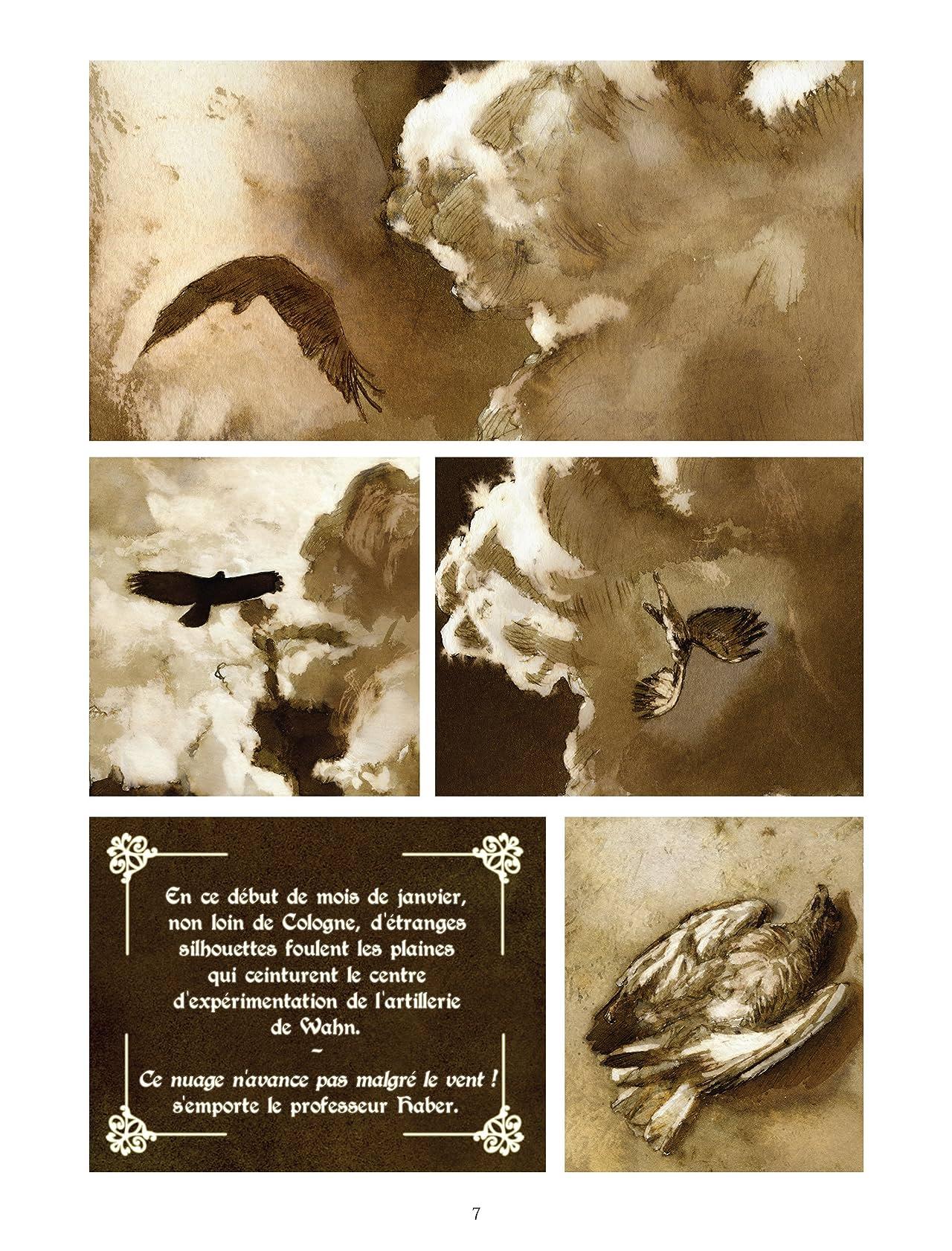Fritz Haber Vol. 3: Un Vautour, c'est déjà presque un aigle