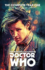 Doctor Who: The Eleventh Doctor Complete Year 1 Vol. 1