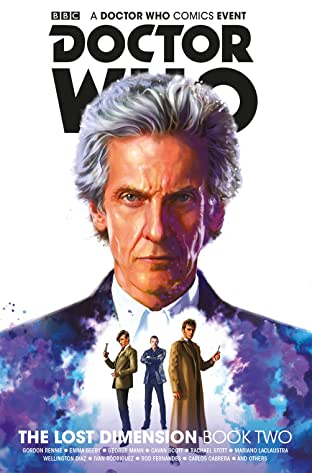 Doctor Who: The Lost Dimension Vol. 2