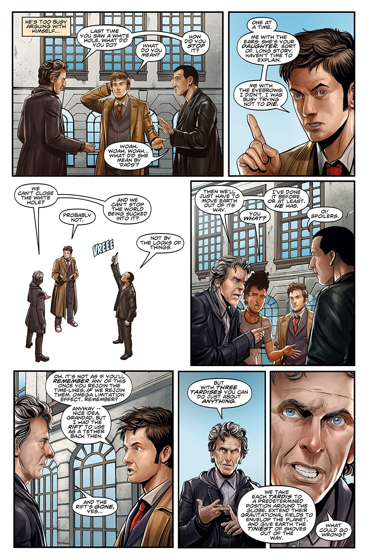 Doctor Who: The Lost Dimension Omega