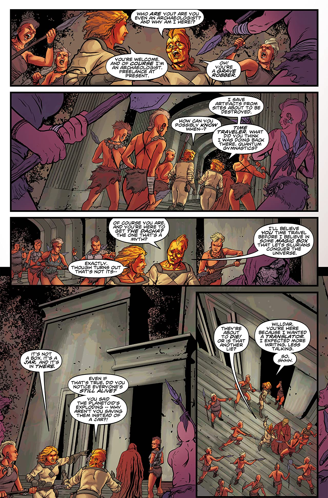 Doctor Who: The Lost Dimension Special #2
