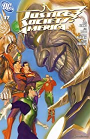 Justice Society of America (2007-2011) #17