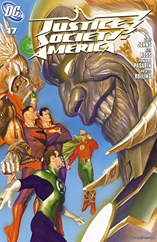 Justice Society of America (2007-2011) No.17