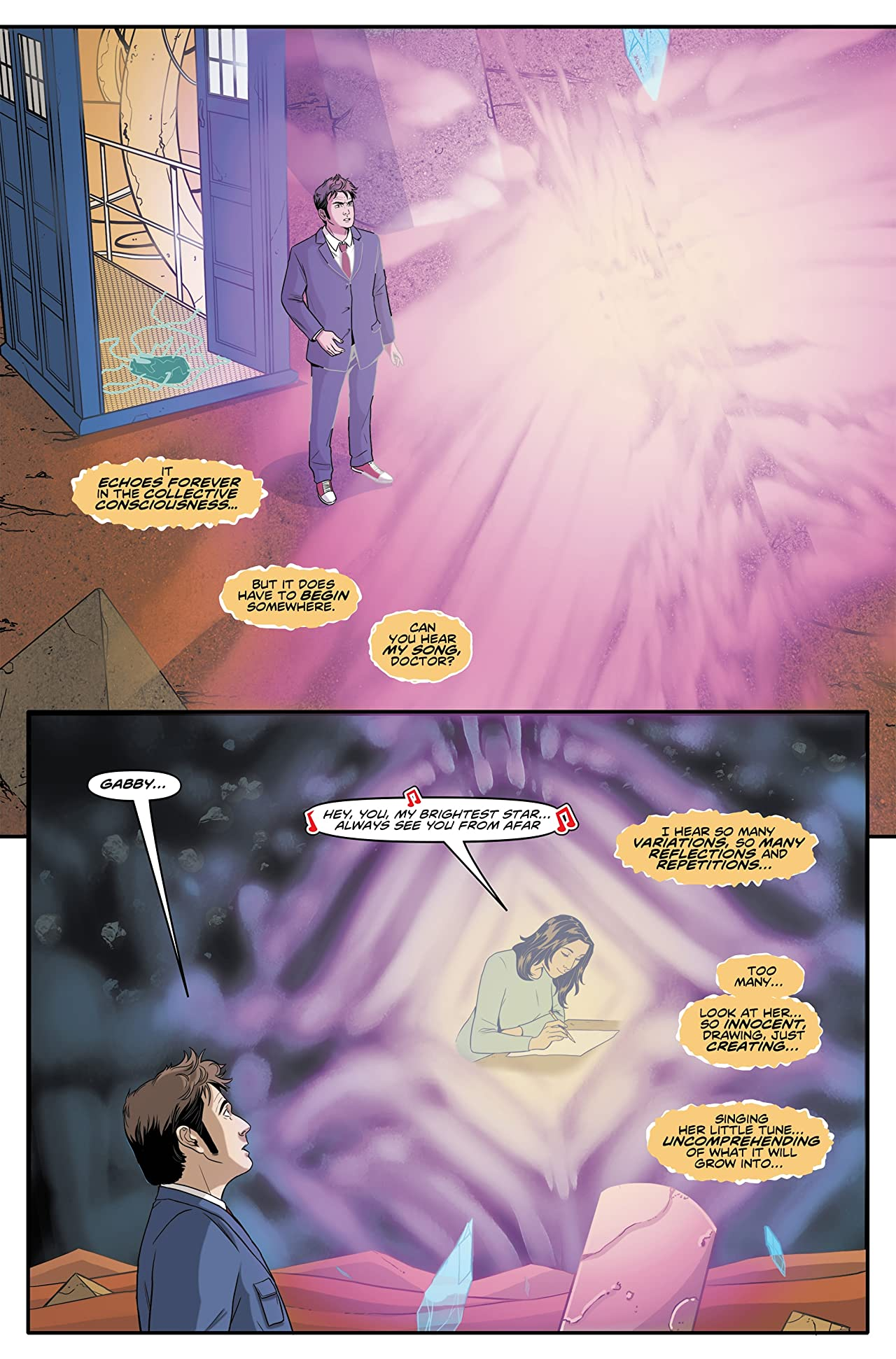 Doctor Who: The Tenth Doctor #3.10