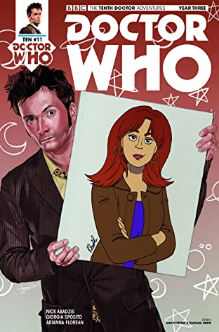 Doctor Who: The Tenth Doctor #3.11