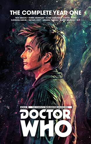 Doctor Who: The Tenth Doctor Complete Year 1 Tome 1