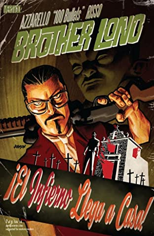 100 Bullets: Brother Lono No.7 (sur 8)