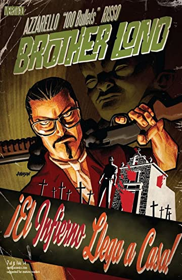 100 Bullets: Brother Lono #7 (of 8)