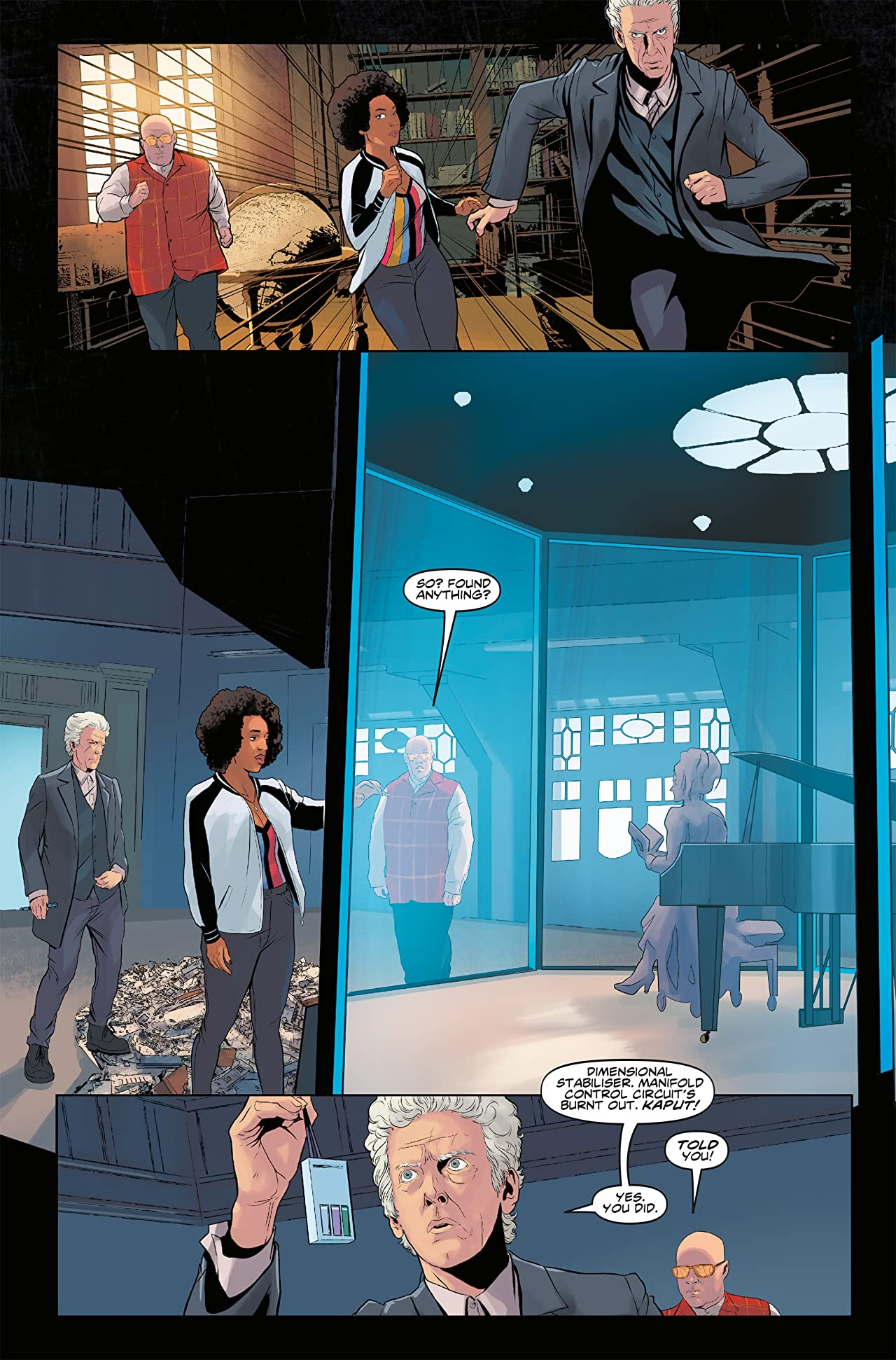Doctor Who: The Twelfth Doctor #3.9