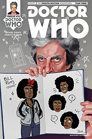 Doctor Who: The Twelfth Doctor No.3.10