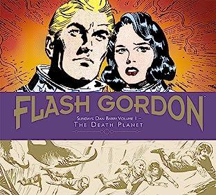 Flash Gordon Sundays: Dan Barry Volume 1 - The Death Planet Tome 7