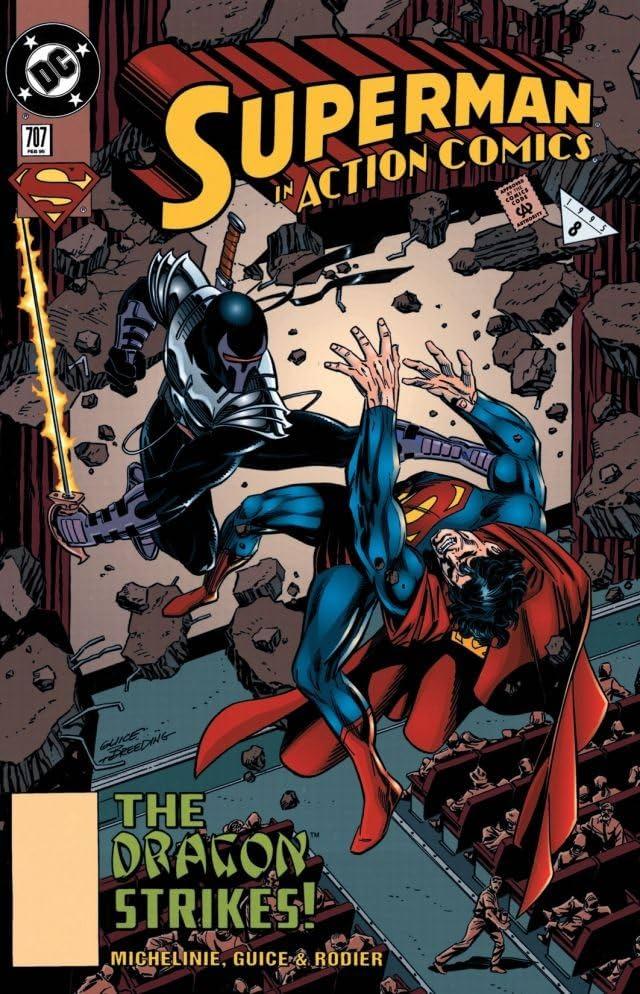 Action Comics (1938-2011) #707