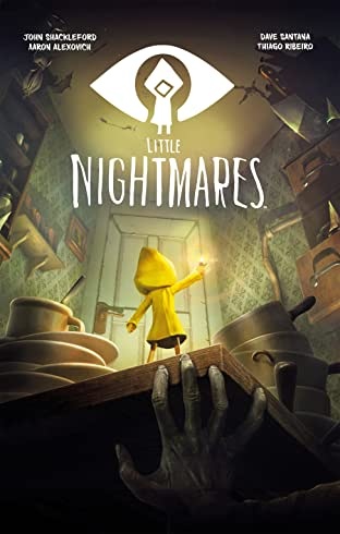 Little Nightmares Tome 1