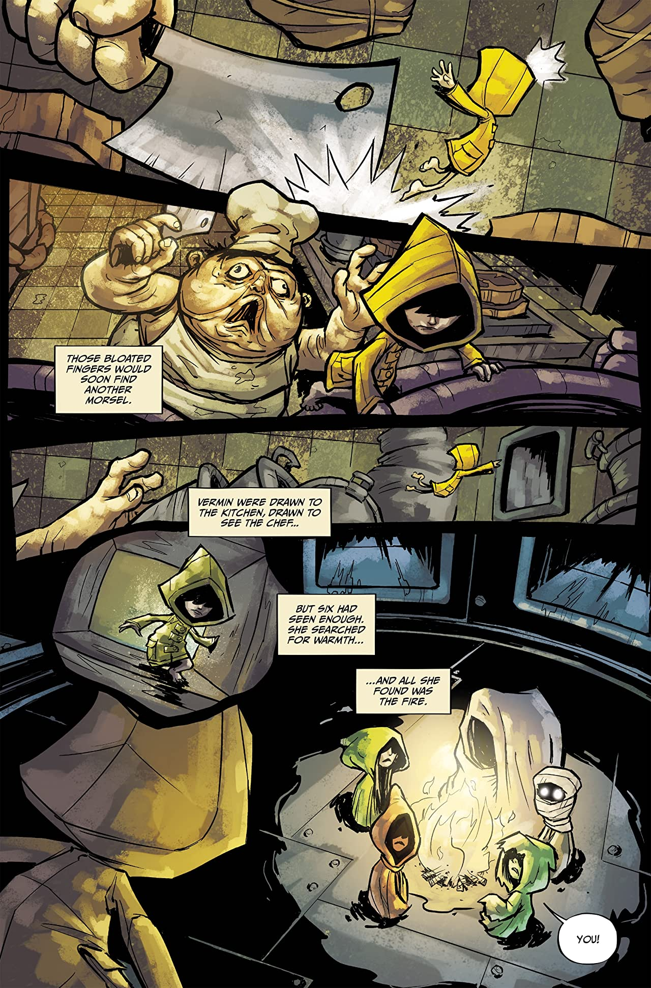 Little Nightmares Vol. 1