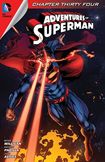 Adventures of Superman (2013-2014) #34