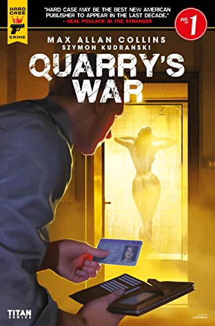 Quarry's War No.1