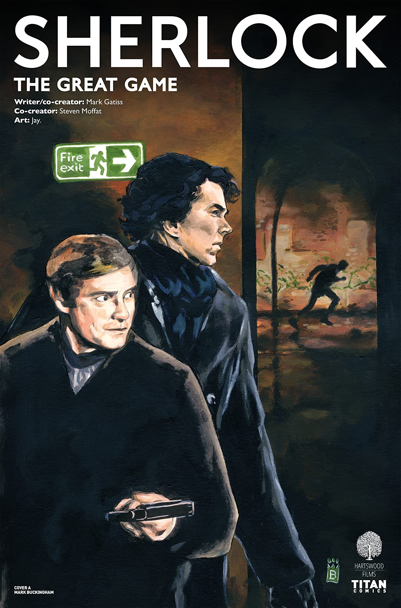 Sherlock: The Great Game #4
