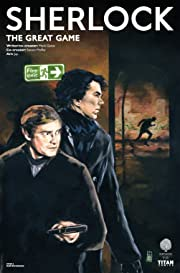 Sherlock: The Great Game #4